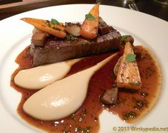 Beef Royal Dinner By Heston Blumenthal London