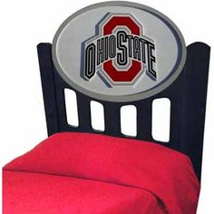 All NCAA Headboards. Compare prices on NCAA Headboards from top sports fan gear retailers. Save money when buying team-themed clothing, housewares, and other fan gear. Ohio State Baby, Ohio State Logo, Ohio State Buckeyes, Logan, Nc State University, North Carolina State Wolfpack, Twin Headboard, Headboards, Black Twins