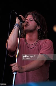 Omg love this pic of Shannon Hoon!