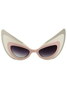Agent Provocateur By Linda Farrow Gallery 'Want Me' Sunglasses