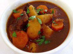 Bò kho khoai tây