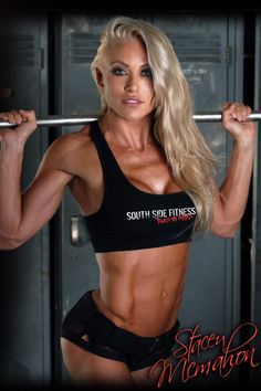 A picture of Stacey McMahon. This site is a community effort to recognize the hard work of female athletes, fitness models, and bodybuilders. Fitness Models, Fitness Tips, Female Fitness, Fitness Women, Workout Fitness, Chico Fitness, Hard Bodies, Muscle, Bodybuilding Training
