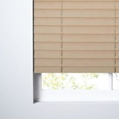 Create a trendy look with this gorgeous Marco wooden blind.