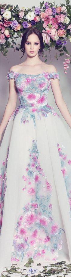 Spring 2016 Haute Couture Fadwa Baalbaki