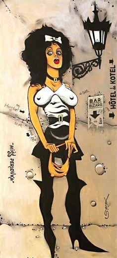 Kaja Saudek - miss perlovka Diy And Crafts, Roman, Comic Books, Author, Superhero, Comics, Painting, Fictional Characters, Random
