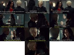 Rookie Blue Season 5 Episode 10 Gail and Holly
