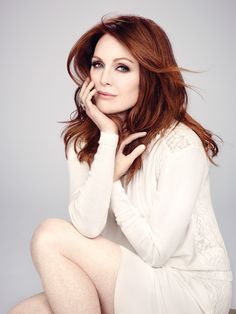 "Julianne Moore-love her in ""Still Alice."""