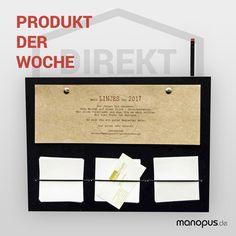Unser Produkt der Woche: Wandkalender LINJES von manubrium #produktderwoche #kalender #wohnaccessoires #nachhaltig #100g #handwerk #direktausdermanufaktur #handwerksqualität #madeingermany #organisieren #büro #büroartikel #planen