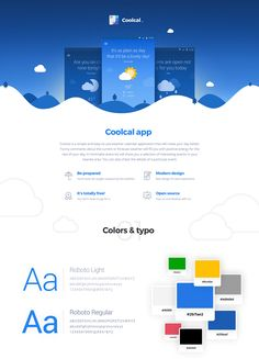 Coolcal is a simple and easy-to-use weather calendar application that will make…