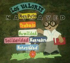 cartel de aula