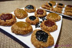 veg-i-vet: Vločkové sušenky