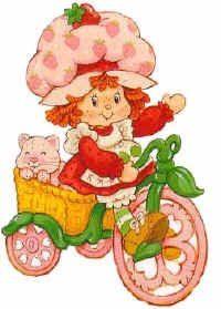 Ateliê Coloriz: Strawberry-shortcake collection pictures (Moranguinho)