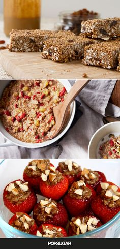 Quinoa recipes you really haven't thought of.