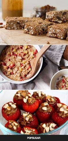 So many ways to eat quinoa!