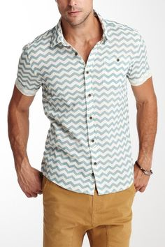 Bay Short Sleeve Shirt on HauteLook