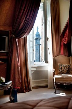 Coco Chanel Suite, the Ritz Hotel, 15 Place Vendôme, Paris I