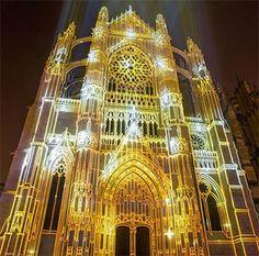 [Du 2 juillet au 20 septembre 2015] #Beauvais, la Cathédrale Infinie #Oise #Picardie