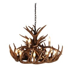 6 Best Antler Chandeliers of 2020 Easy Home Concepts