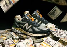 best sneakers 55a2c 11fac YCMC x New Balance 990v4