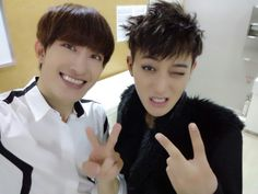 Tao - 141105 Super Junior M Zhoumi SMTown update