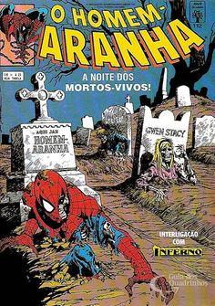 Homem-Aranha 1ª Série - n° 112/Abril | Guia dos Quadrinhos