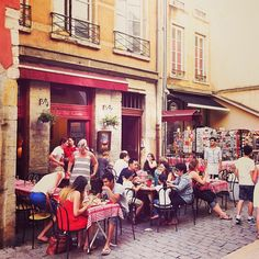 A Bouchon Révolution: Where & What to Eat in Lyon, France | + Photos