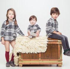 Moda niños de 0 a 8 años