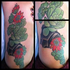 Cheyenne Sawyer — Atlas Tattoo - Portland, Oregon