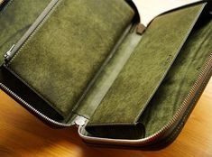 2016.09.25 [ Men's Clutch bag ] 03 Leather Makeup Bag, Leather Jewelry, Leather Clutch, Leather Handbags, Leather Craft, Cluch Bag, Men Clutch Bag, Leather Bag Design, Leather Tutorial