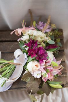 Bouquet recipe | Hetler Photography | see more on: http://burnettsboards.com/2015/02/recipe-2-bouquets/