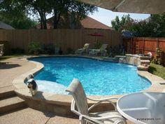 Swimming Pools Photo Gallery : Puryear Custom Pools