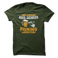 BEER and FISHING T Shirts, Hoodies, Sweatshirts. CHECK PRICE ==► https://www.sunfrog.com/Outdoor/BEER--Forest-Guys.html?41382