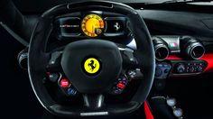 LaFerrari interior #La Ferrari