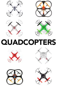 Experience endless fun with a brand new Quadcopter!