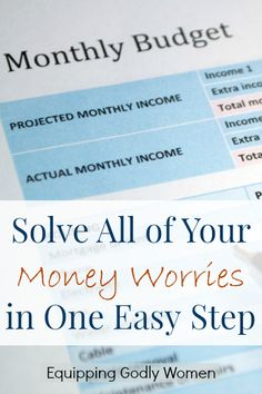 Tired of worrying about your financial situation? This one unusual frugal tip will solve ALL of your money worries!