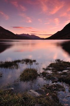 Loch Etive, Scotland