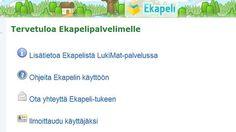 Ekapeli on Jyväskylän yliopistossa kehitetty tietokonepeli, jonka avulla jo yli 100 000 lasta on saanut tukea lukemaan oppimiseen. Pelin motivoivuutta tutkittiin nyt ensimmäistä kertaa. Tieto, Gaming, Videogames, Game, Toys, Games