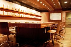 Büro Losan Interieur Design von Más Arquitectura