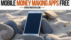60 Best Money Making Apps That Pay Real Money In 2020 | SproutMentor Apps That Pay You, Survey Sites That Pay, Legitimate Work From Home, Work From Home Jobs, How To Get Money, Make Money From Home, Best Money Making Apps, Best Online Courses, Making Extra Cash