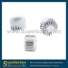 5pcs 1/3W Watt LED Aluminum Heat sink Round radiator 20mm OD Free Shipping   5pcs 1/3W Watt LED Aluminum Heat sink Round radiator 20mm OD Free Shipping  Model:LY-D36-15H20X5 Description: Good quality with competitive prices LED street lamp heat sink Good thermal performance LED street heat sink Much easier installation and assembling LED light heat sink Much higher heat transfer rate of the LED street light ...    US $10.69…