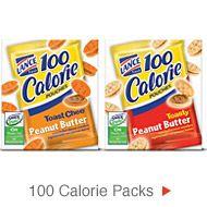 Lance®100 Calorie Packs