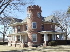 1912 Victorian located at: 19468 Highway 59, Oakland, IA 51560