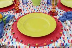 Tablescape Tuesday: Bright Spot In My Day – Everyday Living