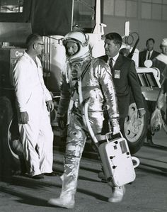 May 15, 1963 – The Mercury-Atlas 9 mission lifts off from Launch Complex 14 at Cape Canaveral, sending Gordon Cooper on a 22-orbit odyssey around the Earth. It was the final manned space mission of the Mercury program.