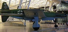 Do 335 Pfeil en el National Air and Space Museum, Washington DC.