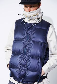 permanence Cool Jackets, Winter Jackets, Down Vest, Winter Collection, New Look, Nice Dresses, Fall Winter, Autumn, Street Wear