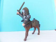 Playmobil. Воин Центавра. Playmobil Custom. Fantazy.