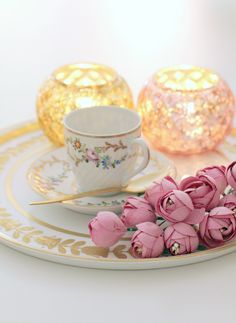 Use #CandleImpressions #tealights in your candle holders to protect them from fire and wax damage