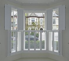 may work better to mount shutters flush with molding