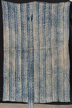 Indigo Arts Gallery | Art from Africa | Indigo Textiles from West Africa